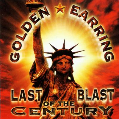 Golden Earring - Burning Stuntman